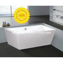 New Design Rectangular Freestanding Bathtub (LT-JF-8066)