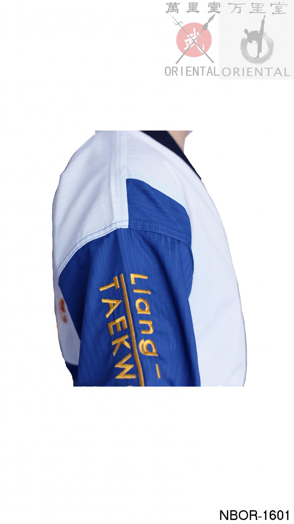 taekwondo training performance dress