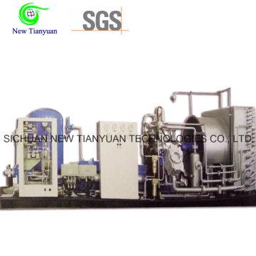 0,5-25MPa Druckverstärker CNG Erdgas-Kompressor für Ölfelder