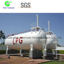 Tanque de almacenamiento criogénico de gas licuado de petróleo