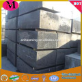 Todo tipo de tamaños de bloque de grafito para la venta