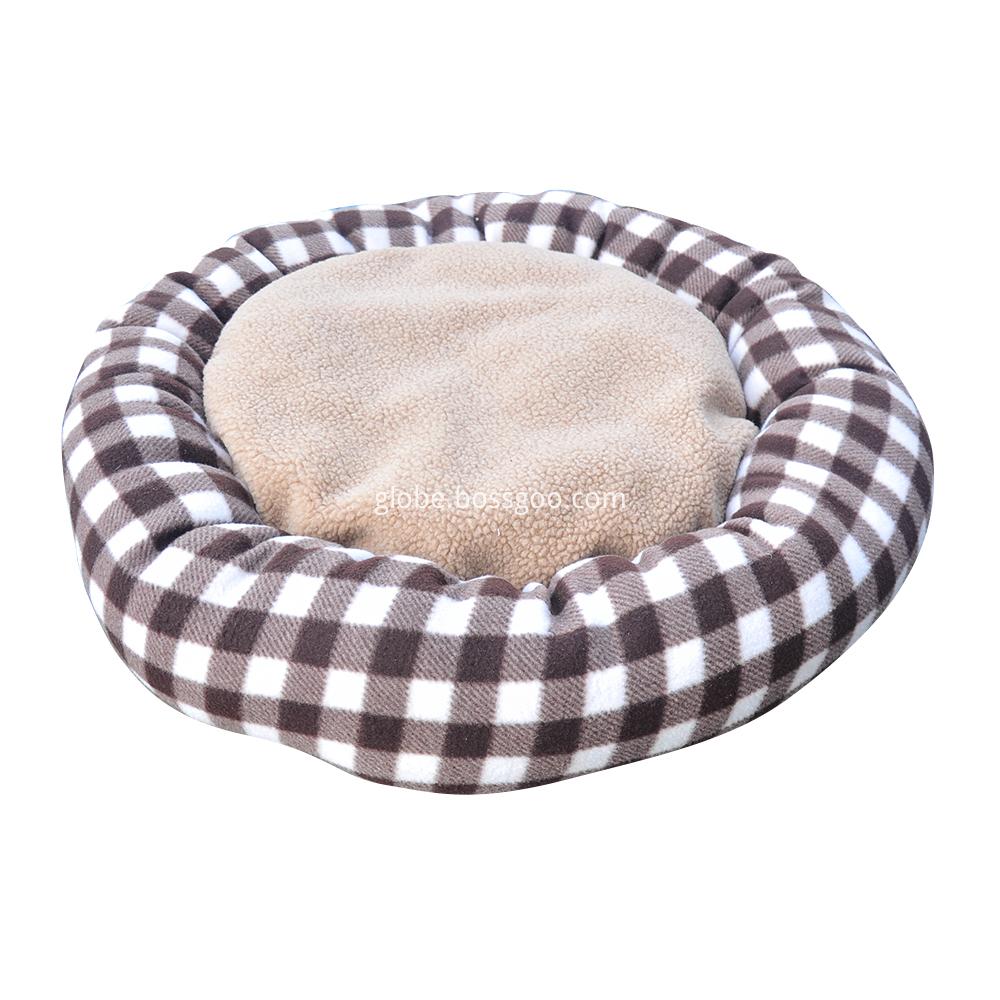 Pet Beds,Soft Pet Bed,Round Pet Bed,Comfortable Pet Bed
