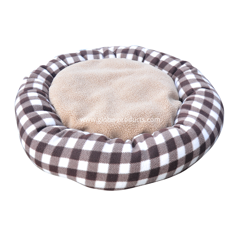 Pet Beds,Soft Pet Bed,Round Pet Bed,Comfortable Pet Bed