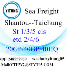 Shenzhen Sea Freight to Taichung