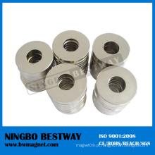 N35 Variedade Permanente NdFeB Magnet Ring