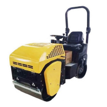 Mini Double Drun Vibratory Driving Rollers Road