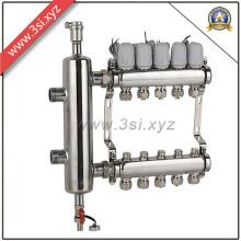 Toma de colector de agua de acero inoxidable 304 / 304L (YZF-M507)