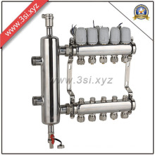 304/304L Stainless Steel Water Manifold Catchment (YZF-M507)