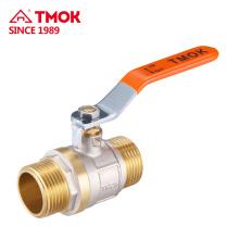 TMOK высокое качество низкая стоимость промышленности латунные шаровые краны