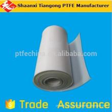 Folha de plástico de alta temperatura PTFE por tian gong