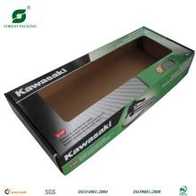 Grande caixa de papelão corrugado impressão offset