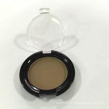 Yiwu Herstellung braunen Lidschatten Eyeshadow Palette runden