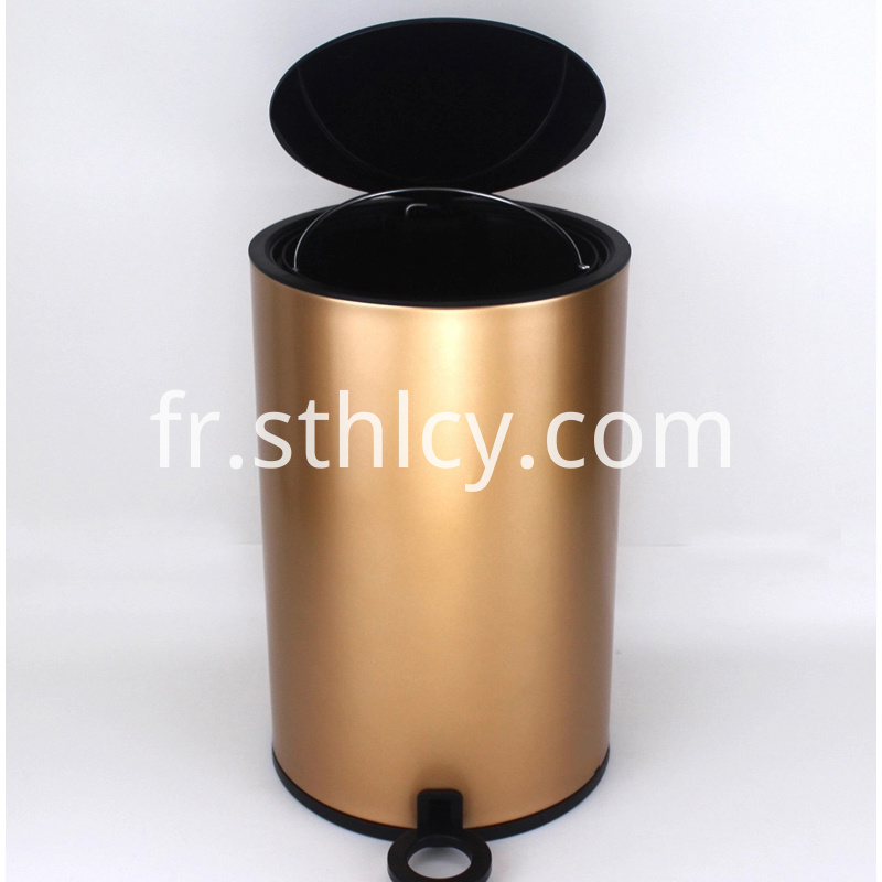 Kitchen Stainless Steel Garbage Container