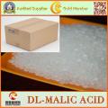 99% aditivos alimentarios CAS 617-48-1 polvo Dl-Ácido málico