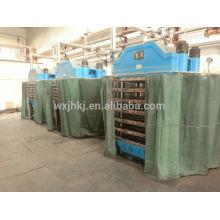 500 tonnes eva moussant press, presse mousse epdm