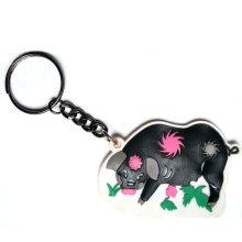 Pvc Schlüsselkette für Förderung, Geschenk, Beutel und Massenverkauf