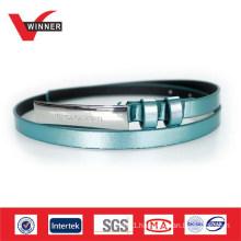 Fashion Women PU Skinny Belts
