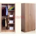 Armário do armário do guarda-roupa do quarto novo da melamina do quarto para o projeto do hotel (preço de fábrica)