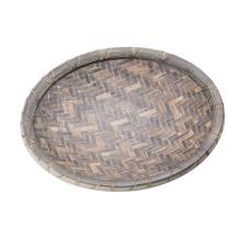 Mélamine en bois comme plaque / assiette à dîner (NK13809-12)