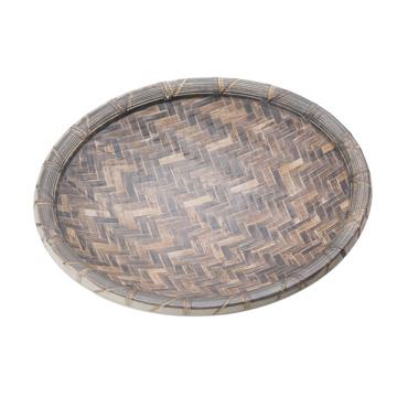 Melamine Wooden Like Plate/Dinner Plate (NK13809-12)