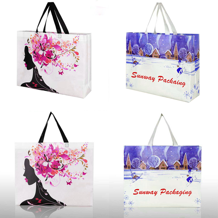 Stylish Non Woven Shopping Bags
