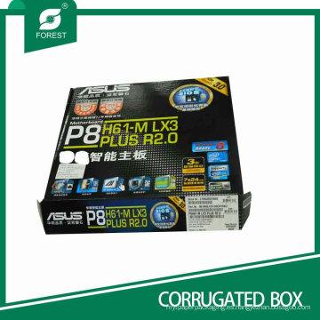 Caja de embalaje impresa personalizada del fabricante