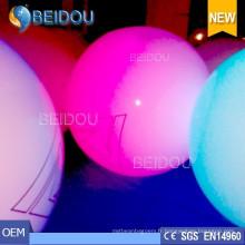 Ballons publicitaires sur mesure Décorations LED Sac à dos gonflable Ballon à l'hélium Zygote