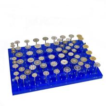 Disco diamantado de separação dentário / broca de diamante sinterizado