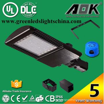 Lumière de stationnement UL Dlc 265W LED pour remplacement de Shoebox 1000W