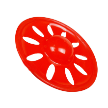 China for Rubber Pet Toys plastic round dog training disc export to Afghanistan Supplier