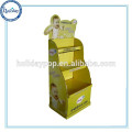 Strong Material Paperboard Supermarket Product Display Stands
