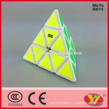 MOYu pyraminx 3-слойный треугольник тирамида форма магия развивающие игрушки