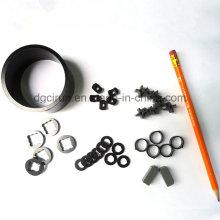 Aimants adaptés aux besoins du client par anneau de néodyme collé par Shap irrégulier