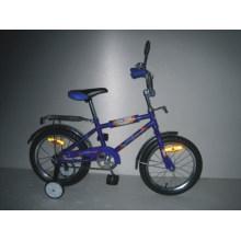 """Bicicleta de acero para niños de 16 """"(BT1601)"""