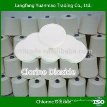 Agent décolorant Bleach Fongicide Blanchiment Chimique / Textiles industriels Produits chimiques / recherche d'un distributeur / Dioxyde de chlore