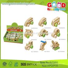 2015 mini camión de venta caliente, 12 diseño de madera verde de alta calidad Mini coche