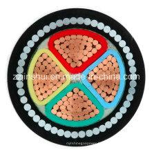 Câble d'alimentation blindé blindé en acier isolé en PVC (1KV 4-185) - 1