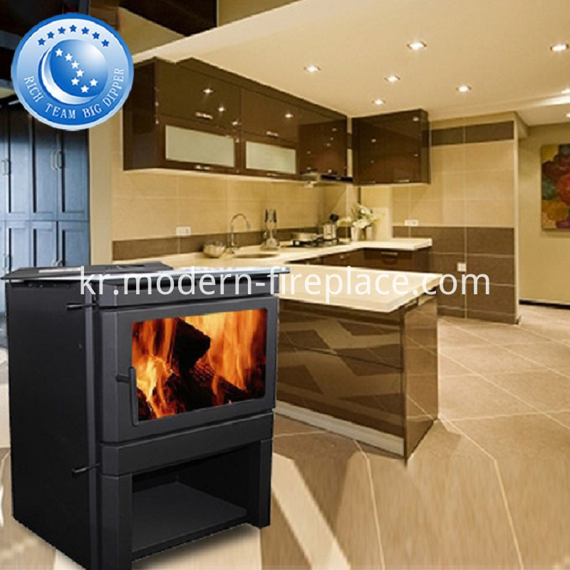 Wood Burner Stove Multi Fuel Design