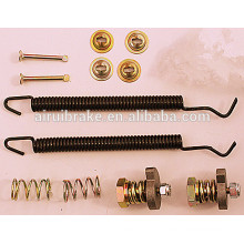 Dastun pickup rear brake shoe spring hardware kit 1978-1987