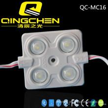 2015 Novo SMD 2835 4 Chips Módulo de LED de Injeção com Lente