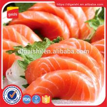 IQF frozen chum salmon for sushi