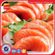 IQF congelado chum salmon para sushi