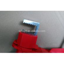Approuver la longueur CE 1.8m et le diamètre du câble 5mm ABS verrouillage de la valve à bille bon marché