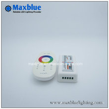 RF Wireless 2.4GHz WiFi RGBW Touch Controlador con mando a distancia