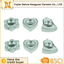 Керамическое покрытие подсвечник для домашнего украшения