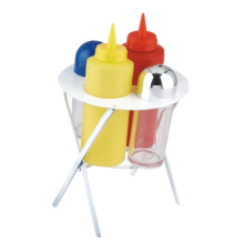 5 stks BBQ mini kruiderij set