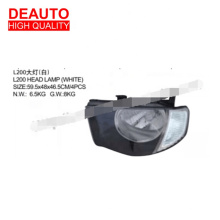 LH 8301B469 HEAD LAMP KIT for Japanese truck