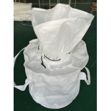 Circular Big Bag with Two Tight Loops for Industry Transportation