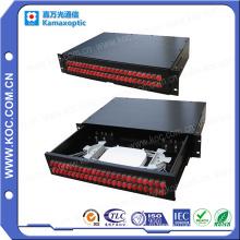 Клеммная коробка типа Kpmsp-Drs -FC48 с оптическим волокном