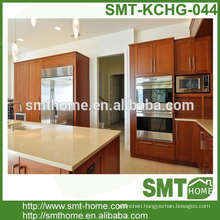 popular modern modular MDF MFC customized laminate kitchen cabinet